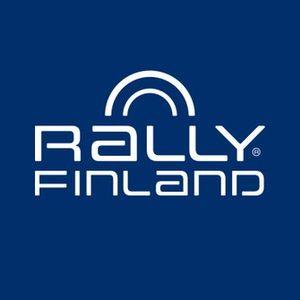 New Rally Finland logo