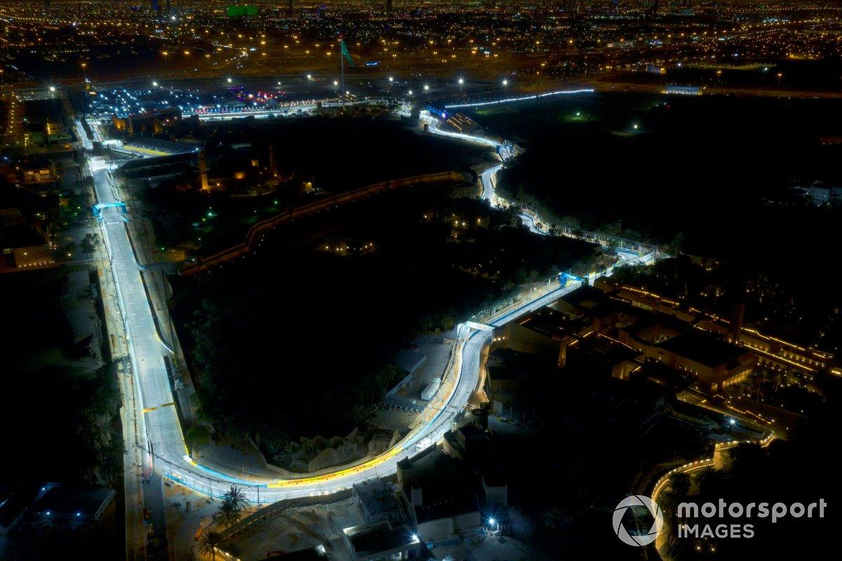 Circuito Urbano de Riad