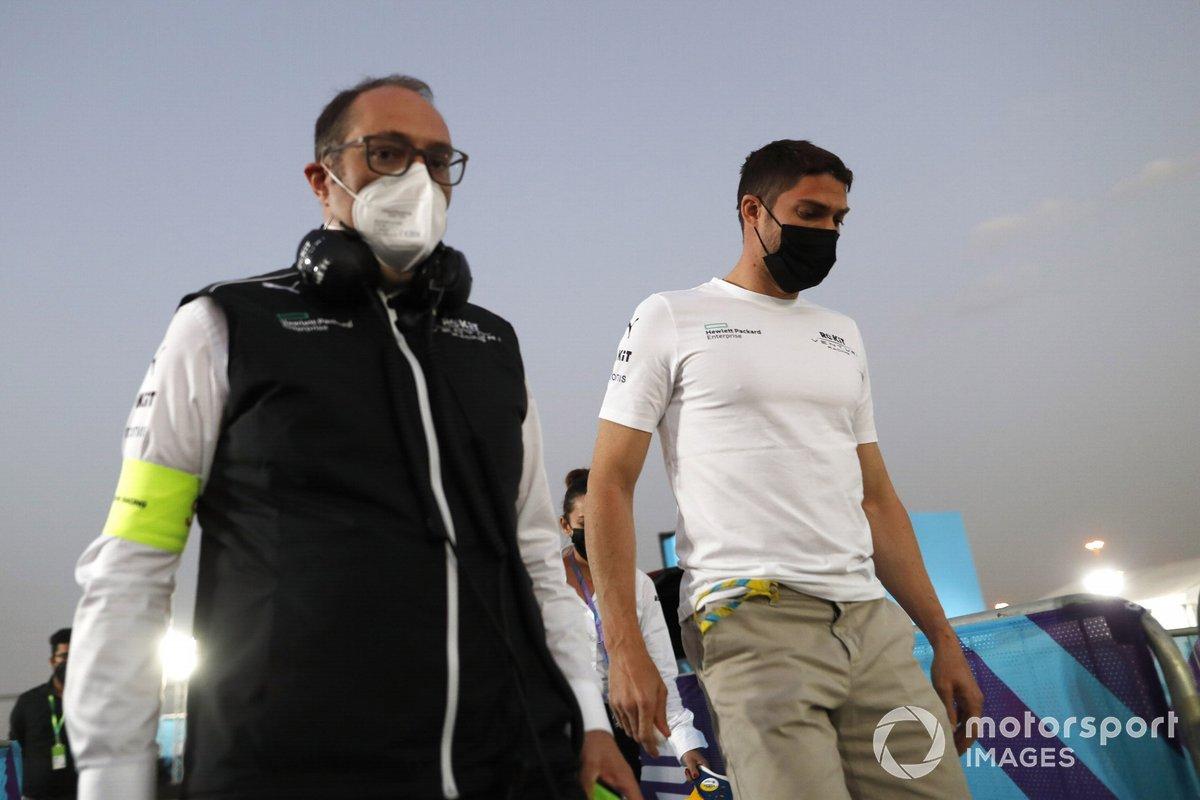Edoardo Mortara, Venturi Racing, vuelve al circuito tras su accidente