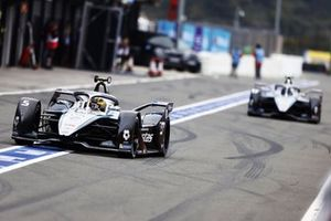 Stoffel Vandoorne, Mercedes-Benz EQ, EQ Silver Arrow 02, Nyck de Vries, Mercedes-Benz EQ, EQ Silver Arrow 02