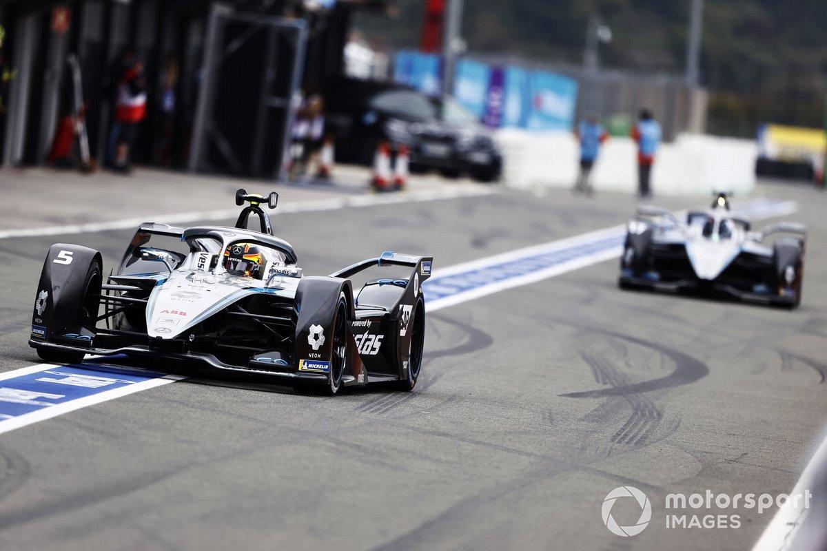 Stoffel Vandoorne, Mercedes-Benz EQ, EQ Silver Arrow 02, Nyck de Vries, Mercedes-Benz EQ, EQ Silver Arrow 02