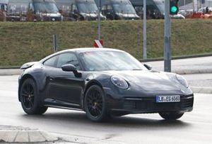 Porsche 911 da fuoristrada