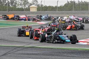 Dan Ticktum, Dams, Mick Schumacher, Prema Racing, Jehan Daruvala, Carlin