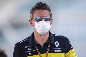Marcin Budkowski, Executive Director, Renault F1 Team