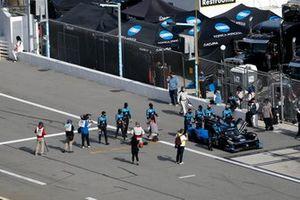 #10 Wayne Taylor Racing Acura ARX-05 Acura DPi: Helio Castroneves, Alexander Rossi, Filipe Albuquerque, Ricky Taylor