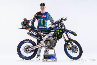 Presentación del Yamaha MXGP
