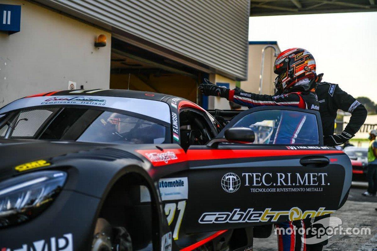 Lorenzo Ferrari, AKM-Antonelli Motorsport, Mercedes AMG GT3 Evo