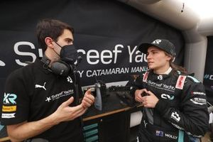 Molly Taylor, Rosberg X Racing and engineer