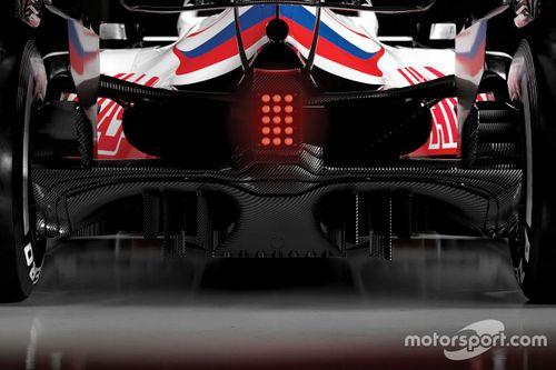 Apresentação da Haas F1