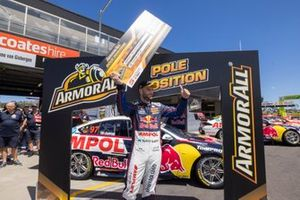 Polesitter Shane van Gisbergen, Triple Eight Race Engineering Holden