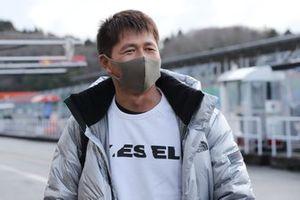 Satoshi Motoyama, #6 Team LeMans Audi R8 LMS