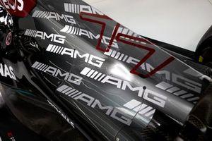 Mercedes AMG F1 W12 cover