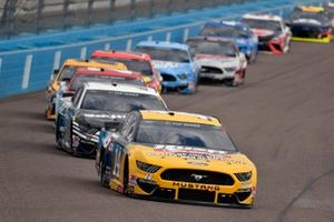 Clint Bowyer, Stewart-Haas Racing, Ford Mustang Rush/HAAS CNC