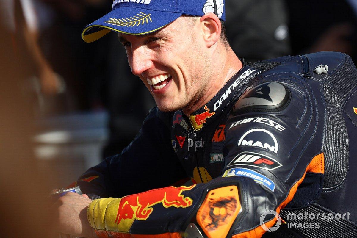 Terzo posto Pol Espargaro, Red Bull KTM Factory Racing