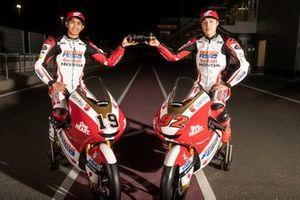 Andi Farid Izdihar, Honda Team Asia, Yuki Kunii, Honda Team Asia