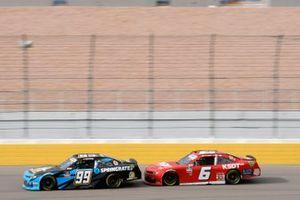 Stefan Parsons, B.J. McLeod Motorsports, Toyota Supra Springrates, Ryan Vargas, JD Motorsports, Chevrolet Camaro KSDT CPA