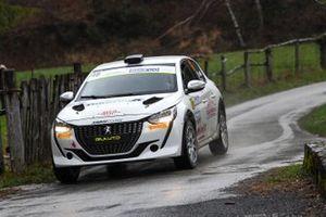 Mirco Straffi, Marco Nesti, Millennium Sport Promotion, Peugeot 208 Rally4