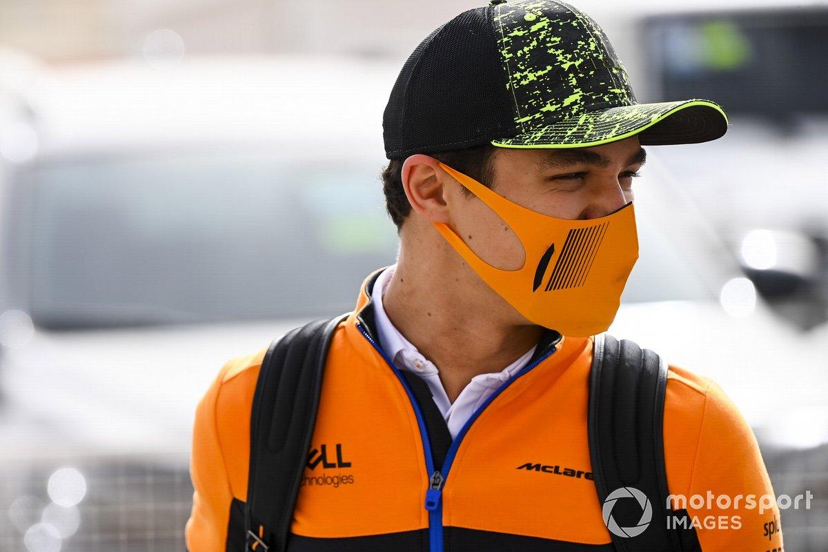 Lando Norris (McLaren): 5 Punkte