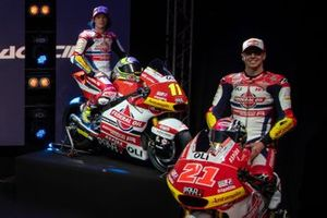 Nicolò Bulega, Fabio Di Giannantonio, Gresini Racing