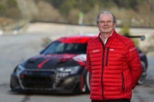 Detlef Schmidt, Audi Sport, Audi RS 3 LMS TCR