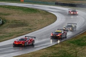 Wet race action