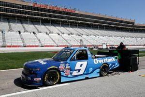 Codie Rohrbaugh, CR7 Motorsports, Chevrolet Silverado Grant County Mulch