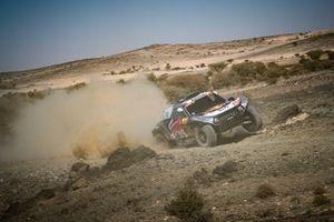 №302 X-Raid Mini JCW Team: Стефан Петерансель, Эдуар Буланже