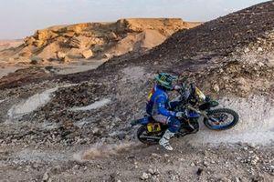 #18 Monster Energy Yamaha Rally Team: Ross Branch