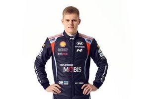 Ott Tanak, Hyundai Motorsport