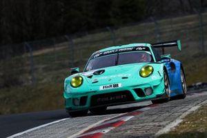 #3 Falken Motorsports Porsche 911 GT3 R: Alessio Picariello, Dirk Werner