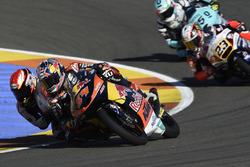 Tatsuki Suzuki, CIP-Unicom Starker, Mahindra; Bo Bendsneyder, Red Bull KTM Ajo, KTM