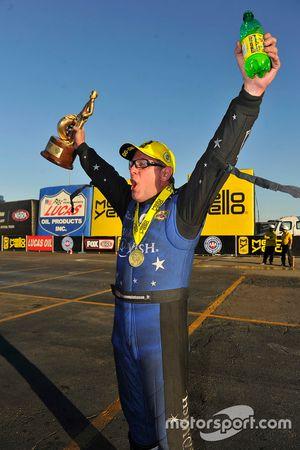Ganador, Funny Car, Tommy Johnson Jr.