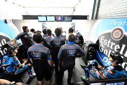 Estrella Galicia garage