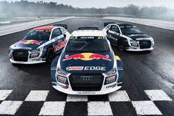 Команда EKS: Audi S1 EKS RX quattro