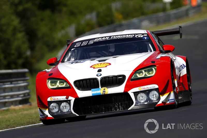 9. #42 BMW Team Schnitzer, BMW M6 GT3