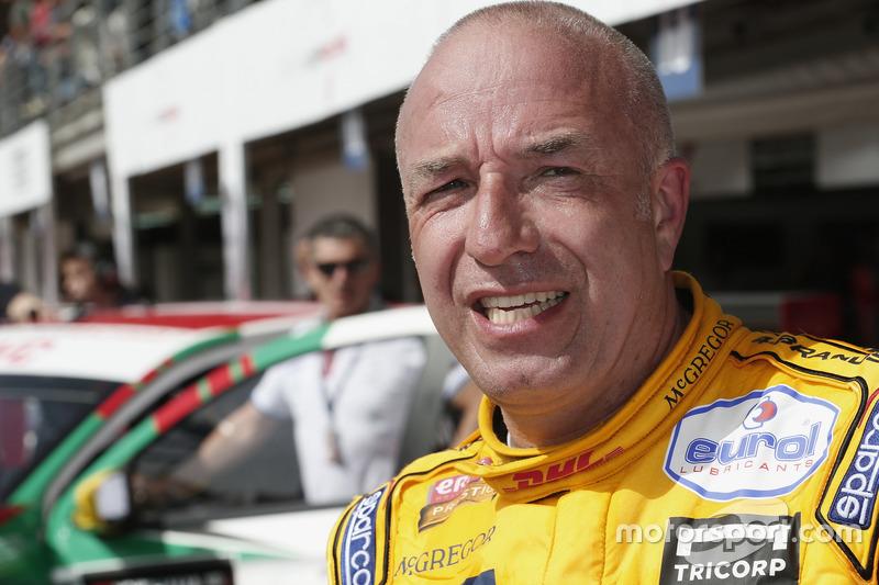 WTCC. Самый возрастной: Том Коронель, ROAL Motorsport (45 лет)