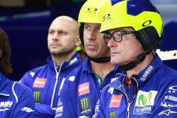 L'équipe Yamaha Factory Racing