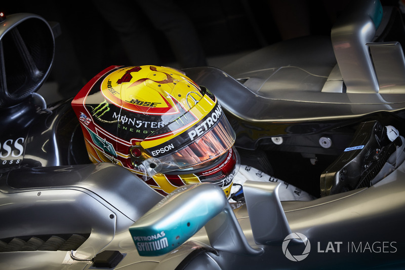 Monako - Lewis Hamilton