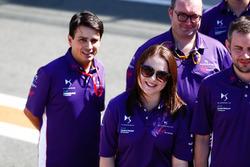 DS Virgin Racing ekibi