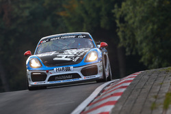 Moritz Kranz, Peter Terting, Porsche Cayman GT4 CS MR