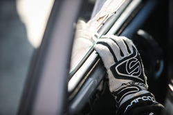 Sparco gloves detail