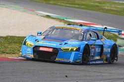 #32 Car Collection Motorsport, Audi R8 LMS: Max Edelhoff, Horst Felbermayr Jr., Toni Forne, Peter Sc