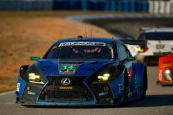 #14 3GT Racing Lexus RCF GT3: Scott Pruett, Ian James, Sage Karam