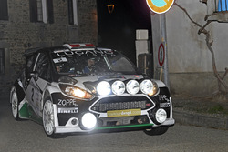 Ivan Ballinari, Paolo Pianca, Ford Fiesta R5