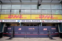 Garaje de Red Bull Racing
