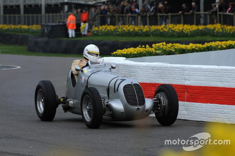 Varzi Trophy  Sean Danaher, Maserati 6CM