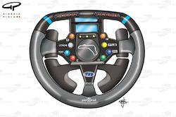 Volant de la Minardi M02 (Gene)