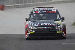 Пьер Франко Уццени и Фаусто Бондезан, Subaru Impreza WRC