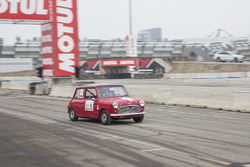 Paolo Arbizzani, Mini Cooper S