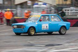 Lucio Gigliotti, FIAT 128 Berlina